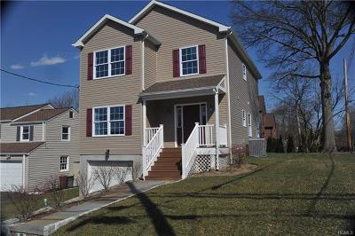 Ossining Single Family Home For Sale: 3 Butler Place