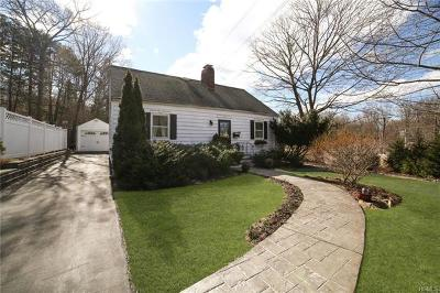 Pleasantville NY Single Family Home For Sale: $699,000