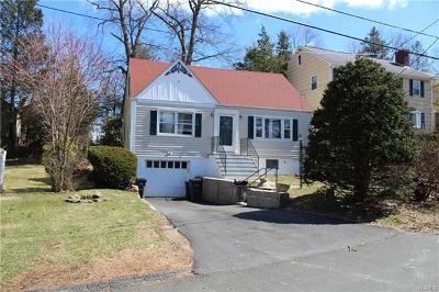 White Plains Single Family Home For Sale: 20 Upland Terrace