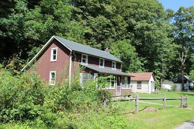 Wurtsboro Single Family Home For Sale: 77 Phillipsport Road