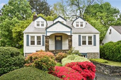 Larchmont Single Family Home For Sale: 72 Myrtle Boulevard