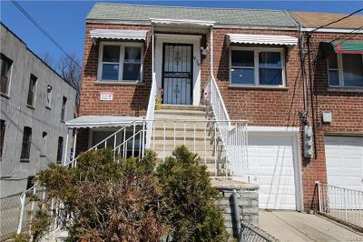 Multi Family 2-4 For Sale: 919 East 227th Street