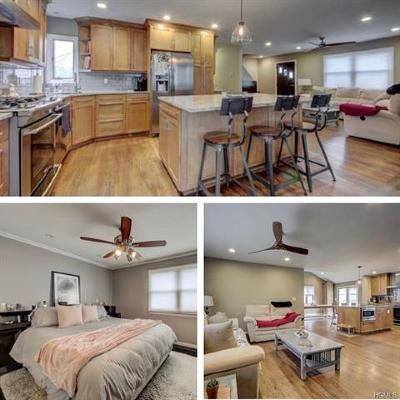 Pearl River Single Family Home For Sale: 3 Pauline Terrace
