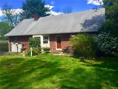 Pomona Single Family Home For Sale: 287 Quaker Road