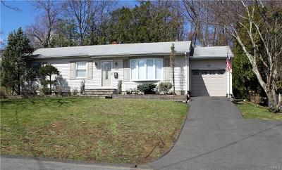 Rockland County Single Family Home For Sale: 169 North Magnolia Street