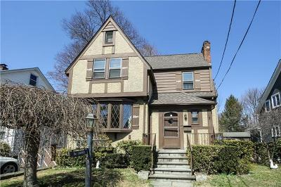 Port Chester Single Family Home For Sale: 64 Robert Avenue