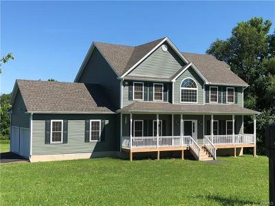 Pine Bush Single Family Home For Sale: Tbd Mount Valley Road