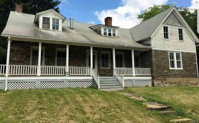 Napanoch Single Family Home For Sale: 7880 State Route 209