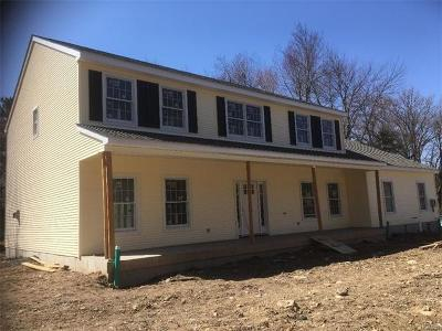 Single Family Home For Sale: 242 Ehrhardt Road