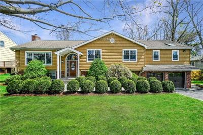 White Plains NY Single Family Home For Sale: $999,000