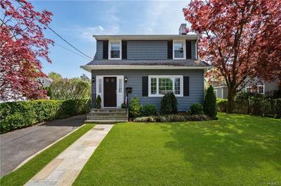 Pelham Single Family Home For Sale: 132 Iden Avenue