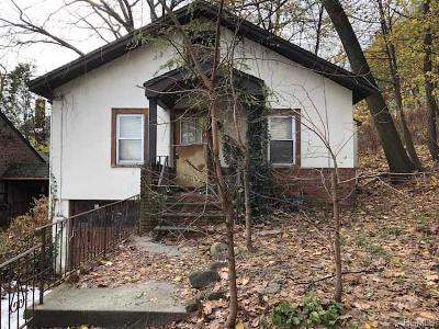 Nyack NY Single Family Home For Sale: $199,900