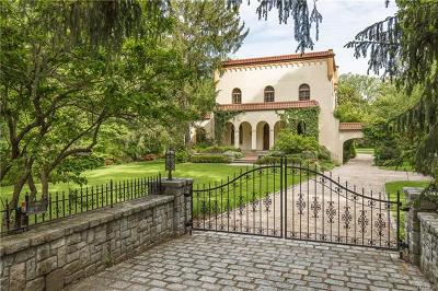 Scarsdale Single Family Home For Sale: 62 Park Road