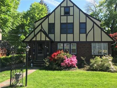 Nyack NY Single Family Home For Sale: $479,000
