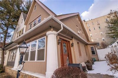 Yonkers Single Family Home For Sale: 386 Hawthorne Avenue