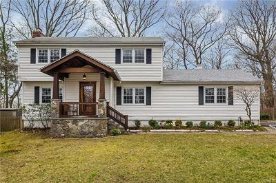 Dobbs Ferry Single Family Home For Sale: 11 Summit Terrace