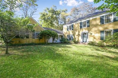 Chappaqua Single Family Home For Sale: 398 Whippoorwill Road