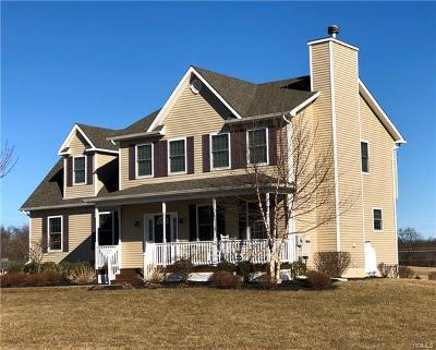 Pine Bush Single Family Home For Sale: Tbd Decker Road
