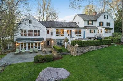 Pound Ridge Single Family Home For Sale: 44 Siscowit Road
