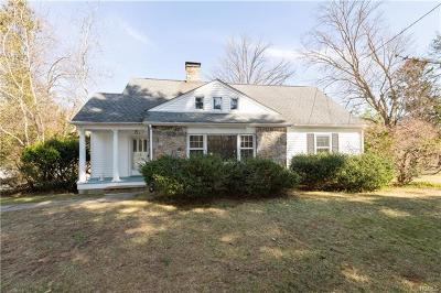 Chappaqua Single Family Home For Sale: 21 East Place