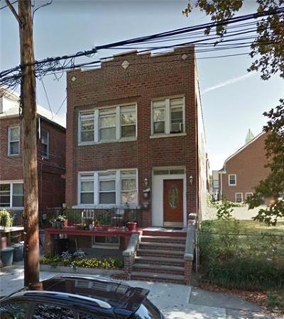 Bronx Multi Family 2-4 For Sale: 1626 Mayflower Avenue