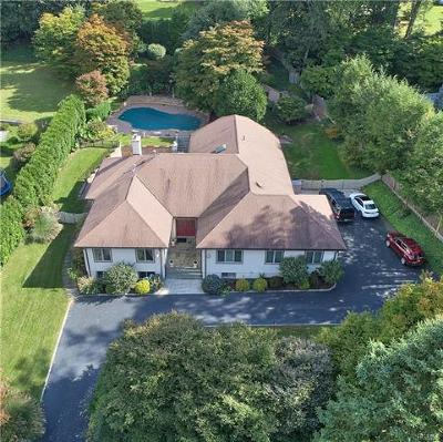 Briarcliff Manor Single Family Home For Sale: 151 Revolutionary Road