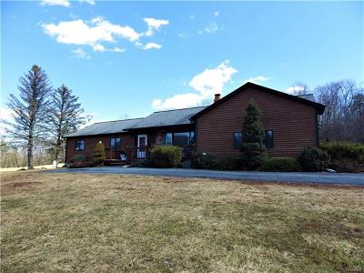 Callicoon, Callicoon Center Single Family Home For Sale: 279 Kautz Road