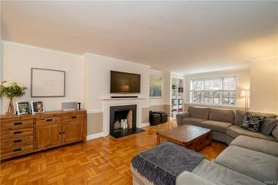 Scarsdale Co-Operative For Sale: 8 Chateaux Circle #8B