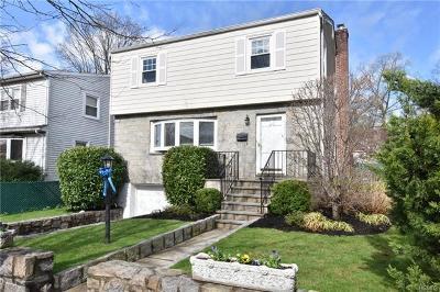 Pelham Single Family Home For Sale: 529 Fourth Avenue