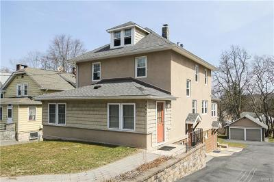 Multi Family 2-4 For Sale: 2097 Saw Mill River Road