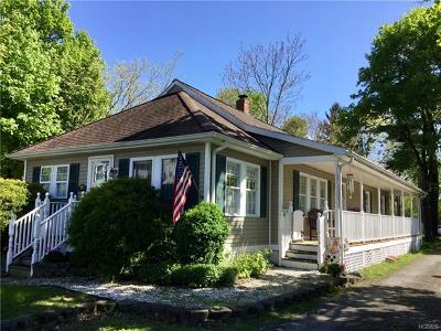 Wallkill Single Family Home For Sale: 18 Pleasant Avenue
