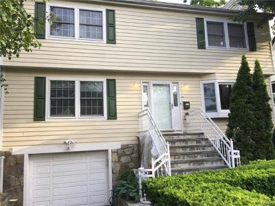 Dobbs Ferry Single Family Home For Sale: 5 Gould Avenue