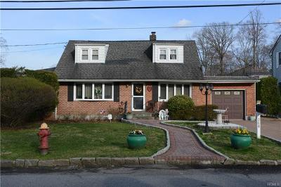Yonkers Single Family Home For Sale: 360 Helena Avenue