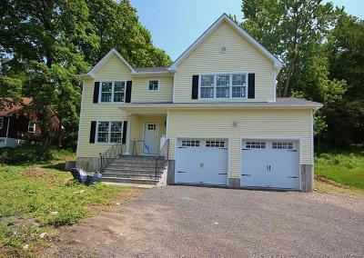 Ossining Single Family Home For Sale: 72b Hawkes Avenue