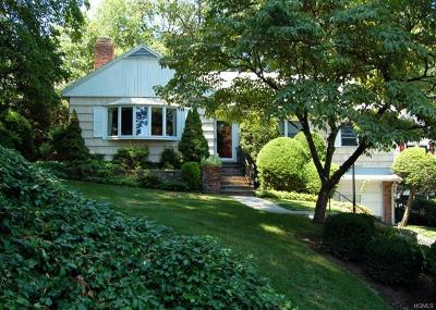 Larchmont Single Family Home For Sale: 48 Rockwood Drive