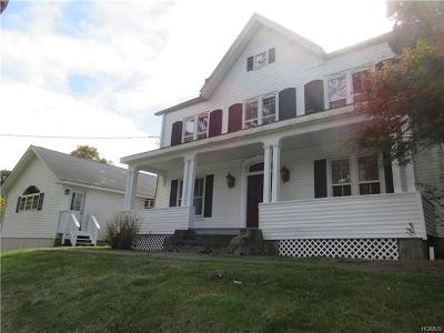 Single Family Home For Sale: 561 Croton Falls Road