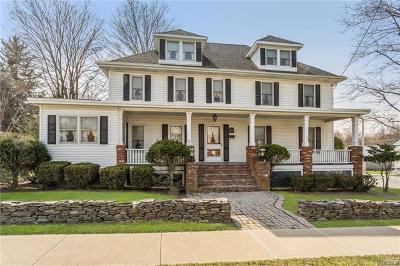 Florida Single Family Home For Sale: 39 Maple Avenue