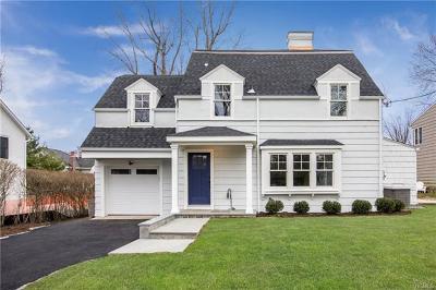 Mamaroneck Single Family Home For Sale: 622 Stiles Avenue
