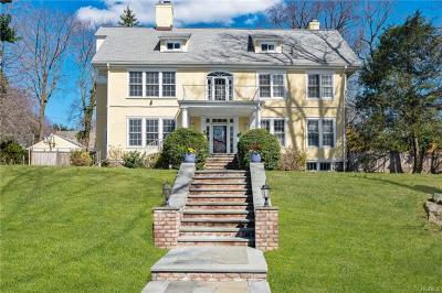 New Rochelle Single Family Home For Sale: 75 Overlook Road