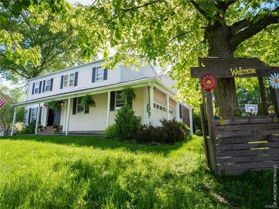 Goshen Single Family Home For Sale: 53 Old Minisink Trail