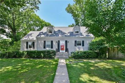 Mamaroneck Single Family Home For Sale: 545 Bleeker Avenue