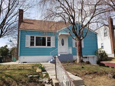 Yonkers Single Family Home For Sale: 357 Aka 353 Upland Avenue