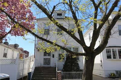 Bronx Single Family Home For Sale: 1911 Haight Avenue