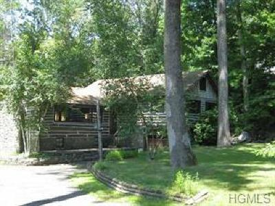 Greenwood Lake Single Family Home For Sale: 43 Cliff Road