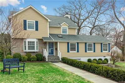 Bronxville Single Family Home For Sale: 12 York Place