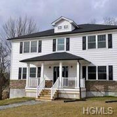 Salisbury Mills Single Family Home For Sale: 25 Shalimar