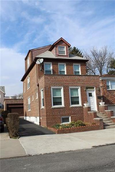 Bronx Single Family Home For Sale: 129 East 235th Street