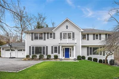 Mount Kisco Single Family Home For Sale: 49 Kitchel Road