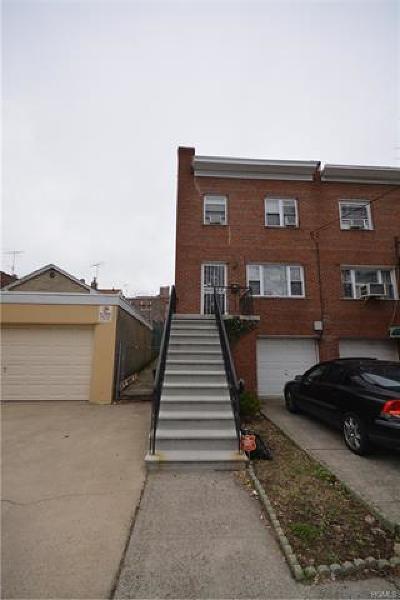 Bronx Single Family Home For Sale: 2439 Matthews Avenue