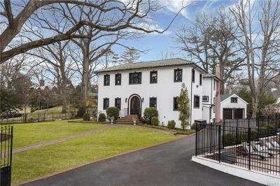 Bronxville Single Family Home For Sale: 35 Sunnybrook Road